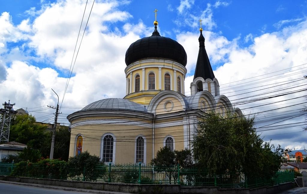 Петро-Павловский кафедральный собор